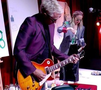 Infinite Color & Sound: su YouTube il video completo della performance a New York