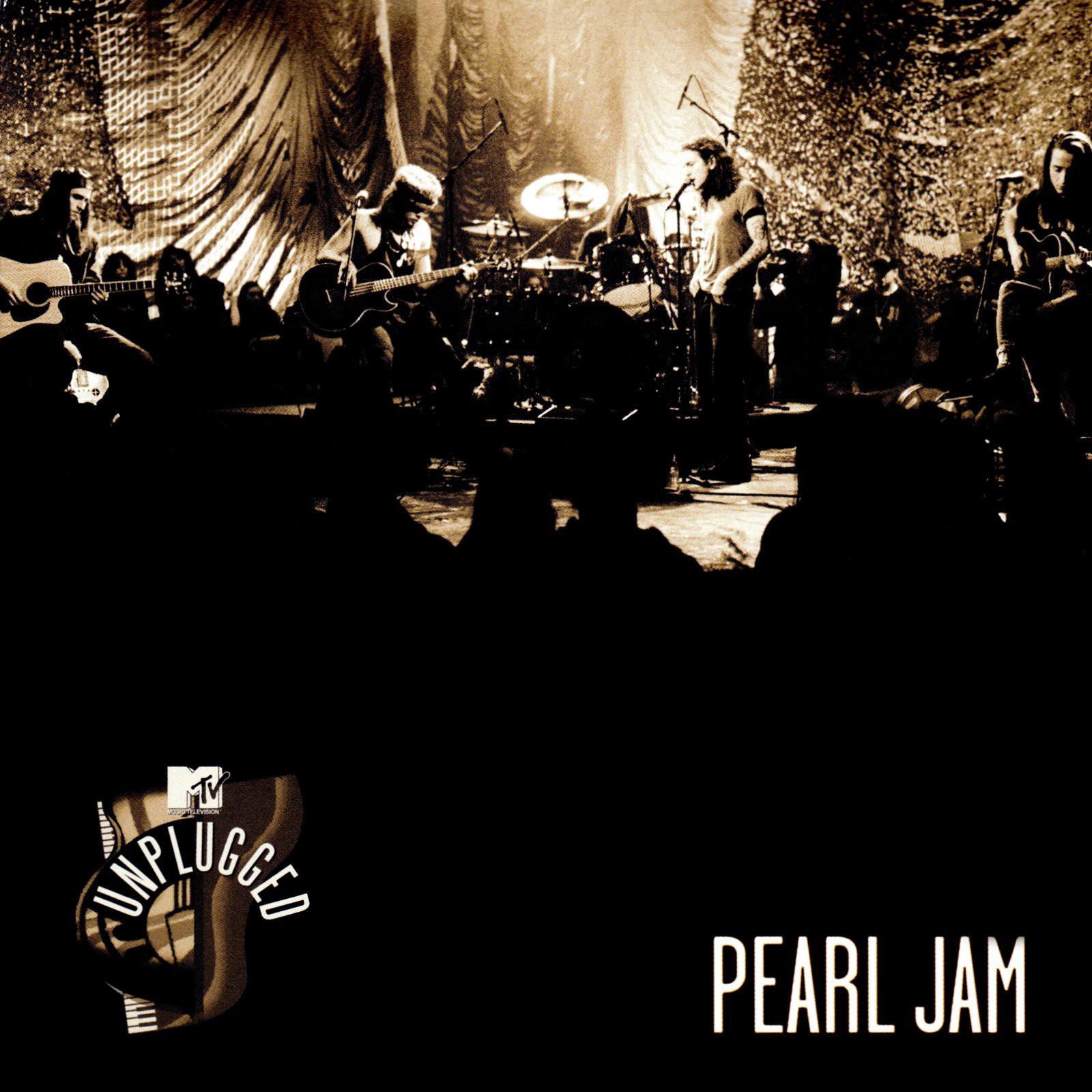 Resultado de imagem para mtv unplugged 1992 pearl jam record store day
