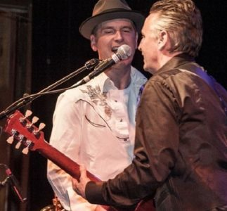 Mike McCready ha inciso un inedito con Danny Newcomb and the Sugarmakers