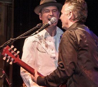 Mike McCready ha inciso un inedito con Danny Newcomb and the Sugarmakers