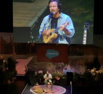Eddie Vedder | 20/11/2019 Yerba Buena Center for the Arts, San Francisco, CA