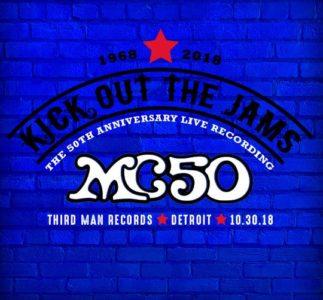 Matt Cameron nel nuovo disco dal vivo degli MC50
