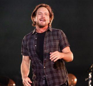 Pearl Jam recording a new album