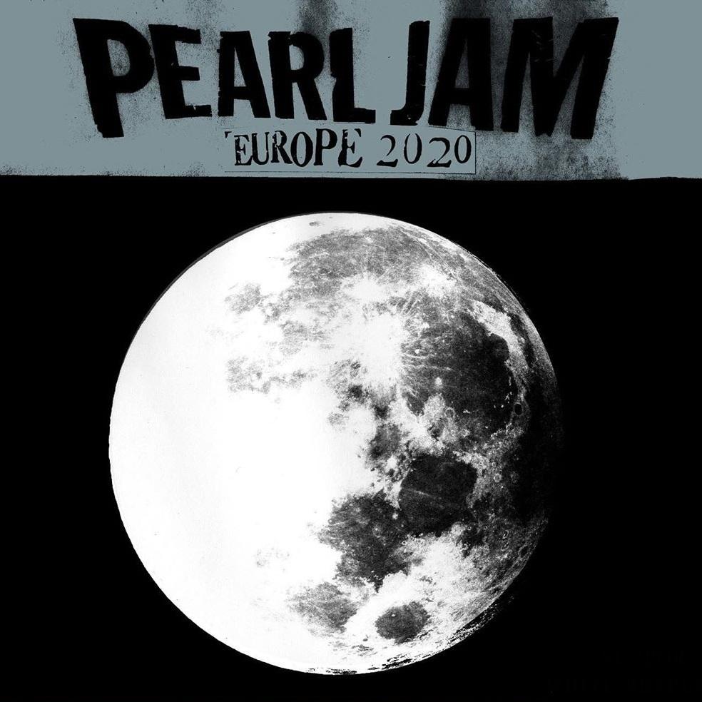 Pearl Jam: annunciato il tour europeo 2020