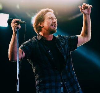 Eddie Vedder oggi compie 55 anni, il nostro omaggio