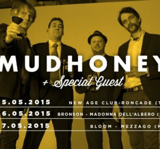 Pearl Jam Online's exclusive interview with Mark Arm of Mudhoney