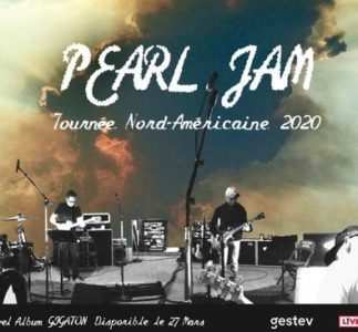Pearl Jam North American Tour 2020
