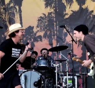 Josh Klinghoffer talks about Eddie Vedder, Pearl Jam, and Red Hot Chili Peppers