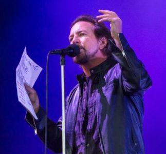 Pearl Jam: words of praise from Mark Lanegan and Sufjan Stevens