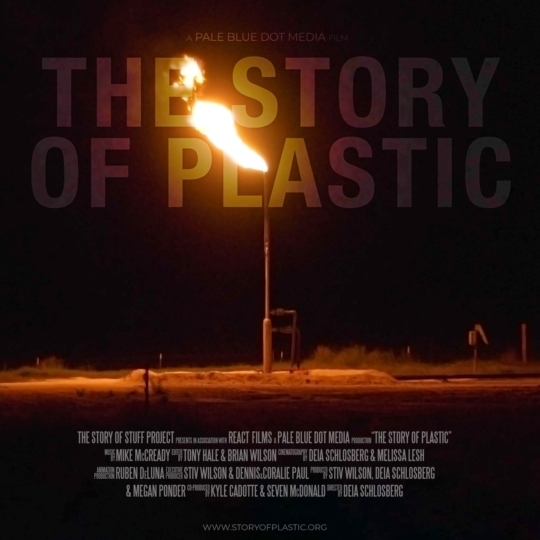 Mike McCready scores The Story of Plastic
