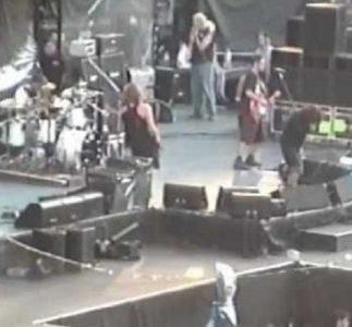 Pearl Jam | 07/07/1993 Stadio Flaminio, Roma, Italia