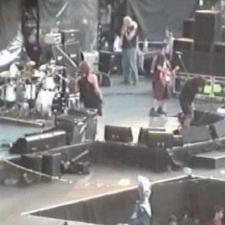 Pearl Jam   07/07/1993 Stadio Flaminio, Roma, Italia
