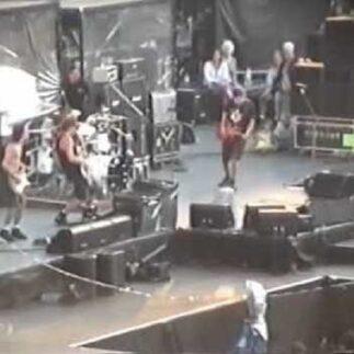 Pearl Jam | 06/07/1993 Stadio Flaminio, Roma, Italia