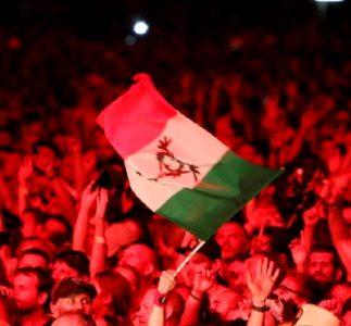 """Pearl Jam: """"Tanto amore per i nostri amici in Italia"""""""