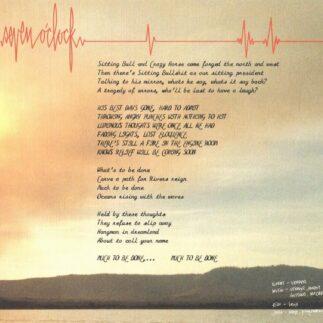 Pearl Jam: all the lyrics from Gigaton