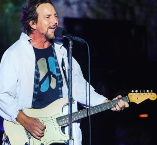Eddie Vedder to perform at One World: Together at Home • April 18