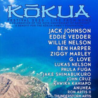 Eddie Vedder al Kōkua Festival 2020 – Live From Home