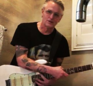 Mike McCready | 14/04/2020 Bathroom Sessions, Seattle, WA