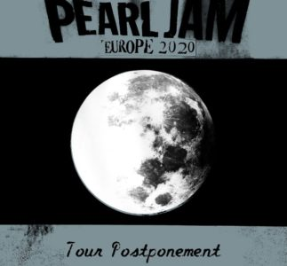 Pearl Jam have postponed their 2020 European tour due to the COVID-19