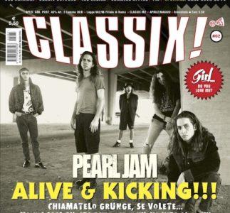 Pearl Jam nel nuovo numero di CLASSIX