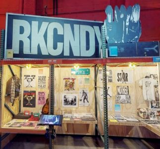 Take a 3-D walkthrough of Pearl Jam: Home and Away exhibit