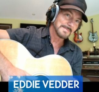 Eddie Vedder | 25/04/2020 Kōkua Festival 2020 – Live From Home