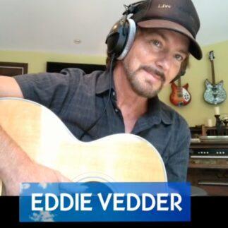 Eddie Vedder | 25/04/2020 Kōkua Festival 2020 – Live From Home