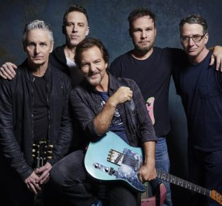 Pearl Jam live for the charity event All In WA: A Concert for COVID Relief