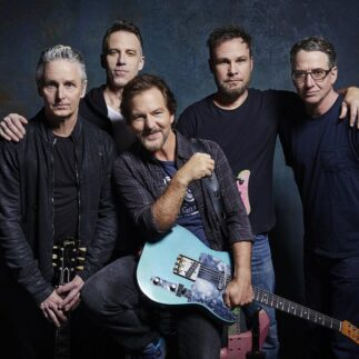 Pearl Jam dal vivo al benefit All In WA: A Concert for COVID Relief