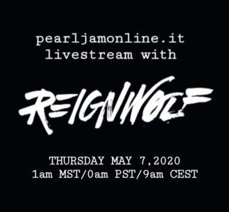 Luca di PJOnline intervisterà Reignwolf