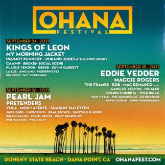 L'Ohana Festival 2020 è posticipato al prossimo anno