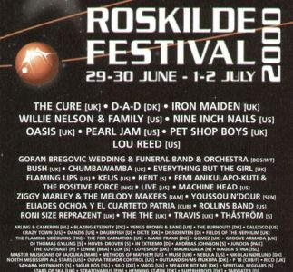 Twenty years later, Pearl Jam remember Roskilde's tragedy