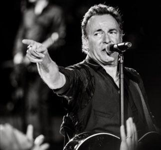 Bruce Springsteen's advices to Eddie Vedder