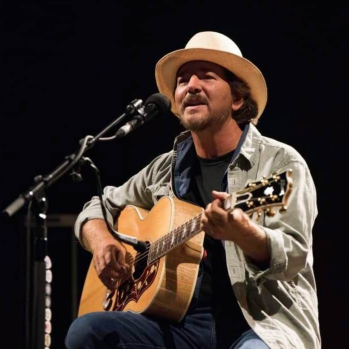 Eddie Vedder wrote Sean Penn's new movie soundtrack