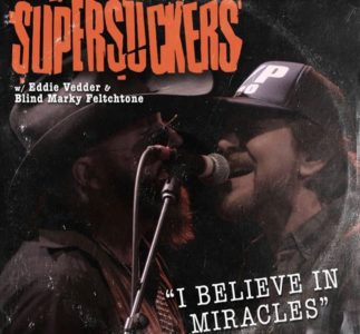 Eddie Vedder: disponibile una cover dei Ramones con i Supersuckers