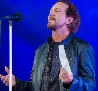 Eddie Vedder, Billie Eilish and other artists are calling for a Police reform to Governor of California