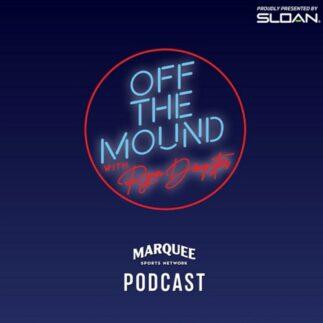 Eddie Vedder a Off The Mound with Ryan Dempster