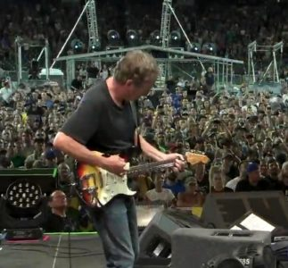Pearl Jam: in streaming il videoconcerto a Seattle del 2018