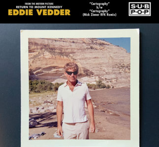 Hear Eddie Vedder's Cartography from Return to Mount Kennedy