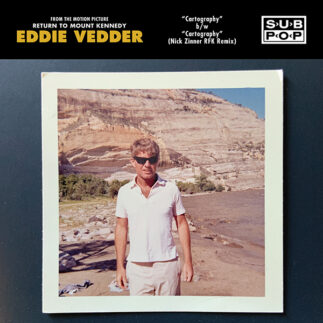 Eddie Vedder: ascolta l'inedita Cartography