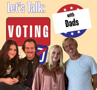 Let's Talk with Dads: Eddie Vedder and Michael Landers