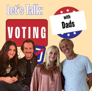Let's Talk con i papà, Eddie Vedder e Michael Landers