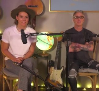 Mike McCready e Brandi Carlile in livestream per Crohn's & Colitis Foundation