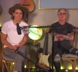 Mike McCready & Brandi Carlile will perform online for Crohn's & Colitis Foundation