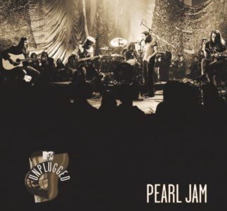 Pearl Jam's MTV Unplugged will be available on CD and streaming on October 22nd