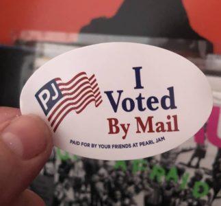 Jeff Ament parla di PJ Votes 2020, degli incontri dei Pearl Jam su Zoom e di possibili concerti virtuali