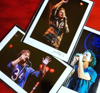 Pearl Jam: Rocks and Shots bundle di Henry Ruggeri