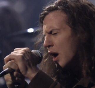 Pearl Jam: disponibile il video dell'MTV Unplugged in alta definizione