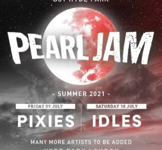Pearl Jam reschedule 2020 UK tour dates to 2021