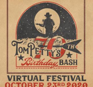 Eddie Vedder to perform on Tom Petty's 70th birthday bash virtual festival